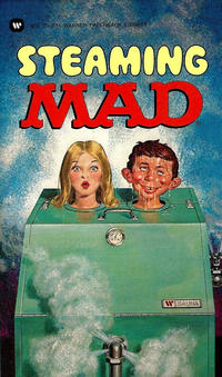 Cover Thumbnail for Steaming Mad (Warner Books, 1975 series) #75-734