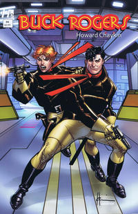 Cover Thumbnail for Buck Rogers in the 25th Century (Hermes Press, 2013 series) #4