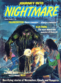 Cover Thumbnail for Journey into Nightmare (Portman Distribution, 1978 series) #3
