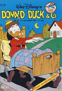 Cover Thumbnail for Donald Duck & Co (Hjemmet / Egmont, 1948 series) #38/1984