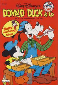 Cover Thumbnail for Donald Duck & Co (Hjemmet / Egmont, 1948 series) #39/1984