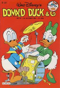 Cover Thumbnail for Donald Duck & Co (Hjemmet / Egmont, 1948 series) #44/1984