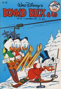 Cover Thumbnail for Donald Duck & Co (Hjemmet / Egmont, 1948 series) #49/1984