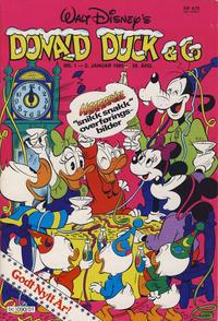 Cover Thumbnail for Donald Duck & Co (Hjemmet / Egmont, 1948 series) #1/1985