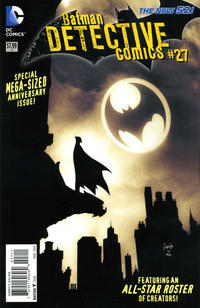 Cover Thumbnail for Detective Comics (DC, 2011 series) #27