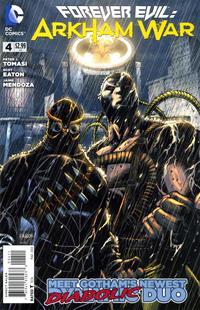 Cover Thumbnail for Forever Evil: Arkham War (DC, 2013 series) #4