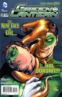 Cover Thumbnail for Green Lantern (DC, 2011 series) #27
