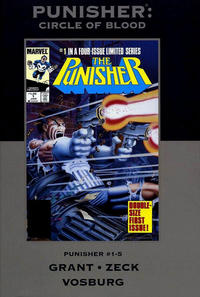 Cover Thumbnail for Marvel Premiere Classic (Marvel, 2006 series) #11 - Punisher: Circle of Blood [Direct]