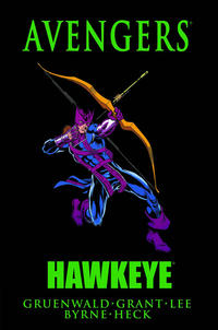 Cover Thumbnail for Avengers: Hawkeye (Marvel, 2009 series)  [premiere edition]