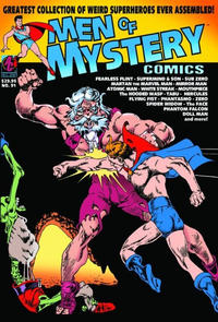 Cover Thumbnail for Men of Mystery Comics (AC, 1999 series) #91