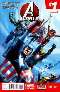 Cover Thumbnail for Avengers World (Marvel, 2014 series) #1
