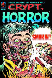 Cover Thumbnail for Crypt of Horror (AC, 2005 series) #19