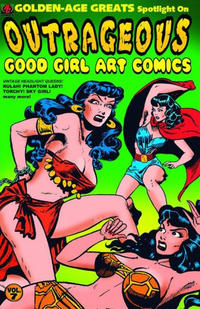 Cover Thumbnail for Golden-Age Greats Spotlight (AC, 2003 series) #8 (7)