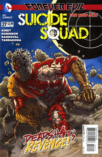 Cover Thumbnail for Suicide Squad (DC, 2011 series) #27