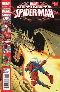 Cover Thumbnail for Marvel Universe Ultimate Spider-Man (Marvel, 2012 series) #8