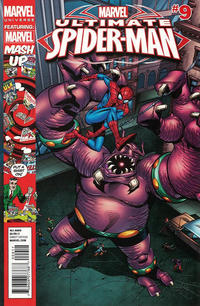 Cover Thumbnail for Marvel Universe Ultimate Spider-Man (Marvel, 2012 series) #9