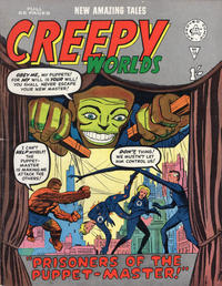 Cover Thumbnail for Creepy Worlds (Alan Class, 1962 series) #38