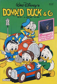 Cover Thumbnail for Donald Duck & Co (Hjemmet / Egmont, 1948 series) #25/1985