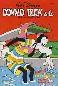 Cover Thumbnail for Donald Duck & Co (Hjemmet / Egmont, 1948 series) #26/1985