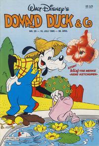 Cover Thumbnail for Donald Duck & Co (Hjemmet / Egmont, 1948 series) #29/1985
