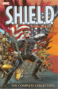 Cover Thumbnail for S.H.I.E.L.D. by Steranko: The Complete Collection (Marvel, 2013 series)