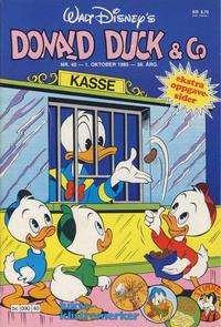 Cover Thumbnail for Donald Duck & Co (Hjemmet / Egmont, 1948 series) #40/1985