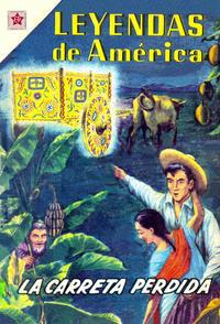 Cover Thumbnail for Leyendas de América (Editorial Novaro, 1956 series) #42