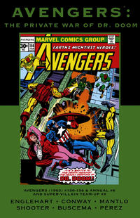 Cover Thumbnail for Marvel Premiere Classic (Marvel, 2006 series) #89 - Avengers: The Private War of Dr. Doom [Direct]