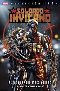 Cover for 100% Marvel. Soldado de Invierno (Panini España, 2013 series) #1