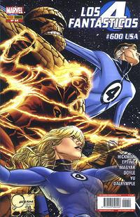 Cover Thumbnail for Los 4 Fantásticos (Panini España, 2008 series) #54
