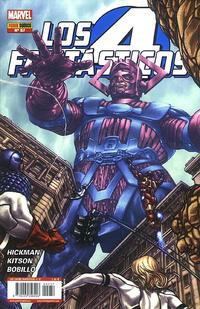 Cover Thumbnail for Los 4 Fantásticos (Panini España, 2008 series) #57