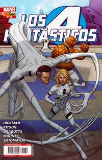Cover Thumbnail for Los 4 Fantásticos (Panini España, 2008 series) #58