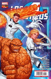 Cover Thumbnail for Los 4 Fantásticos (Panini España, 2008 series) #59