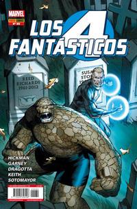 Cover Thumbnail for Los 4 Fantásticos (Panini España, 2008 series) #60