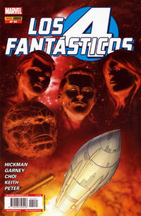Cover Thumbnail for Los 4 Fantásticos (Panini España, 2008 series) #61