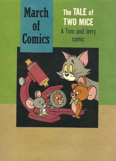 Cover for Boys' and Girls' March of Comics (Western, 1946 series) #224