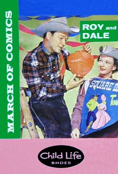 Cover for March of Comics (Western, 1946 series) #250