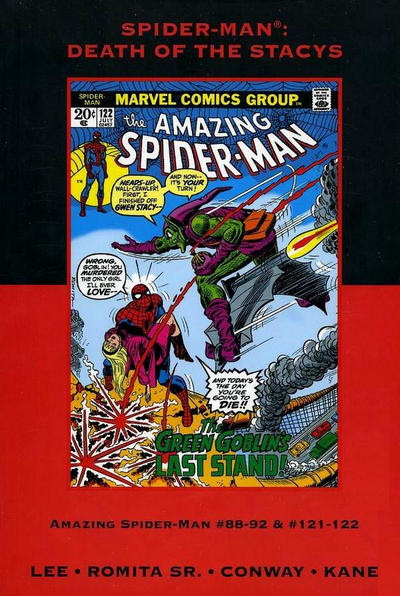 Cover for Marvel Premiere Classic (Marvel, 2006 series) #4 - Spider-Man: Death of the Stacys [Direct]