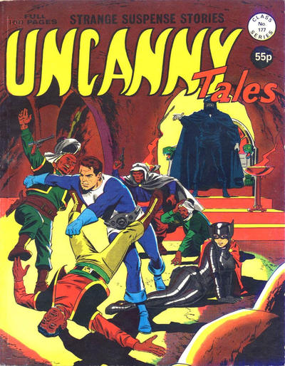Cover for Uncanny Tales (Alan Class, 1963 series) #177