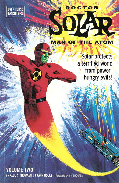 Cover for Doctor Solar, Man of the Atom Archives (Dark Horse, 2010 series) #2
