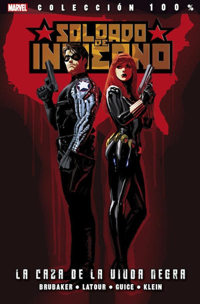 Cover for 100% Marvel. Soldado de Invierno (Panini España, 2013 series) #2