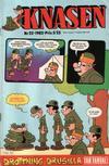 Cover for Knasen (Semic, 1970 series) #22/1982