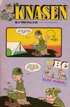 Cover for Knasen (Semic, 1970 series) #5/1983