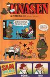 Cover for Knasen (Semic, 1970 series) #7/1983