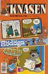 Cover for Knasen (Semic, 1970 series) #18/1987