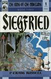 Cover for The Ring of the Nibelung Vol. 3 [Siegfried] (Dark Horse, 2000 series) #1