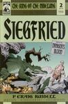 Cover for The Ring of the Nibelung Vol. 3 [Siegfried] (Dark Horse, 2000 series) #2
