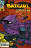 Cover for Batgirl (DC, 2000 series) #20 [Direct Sales]