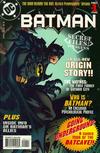 Cover for Batman Secret Files (DC, 1997 series) #1 [Direct Edition]