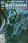Cover for Batman: Shadow of the Bat (DC, 1992 series) #77